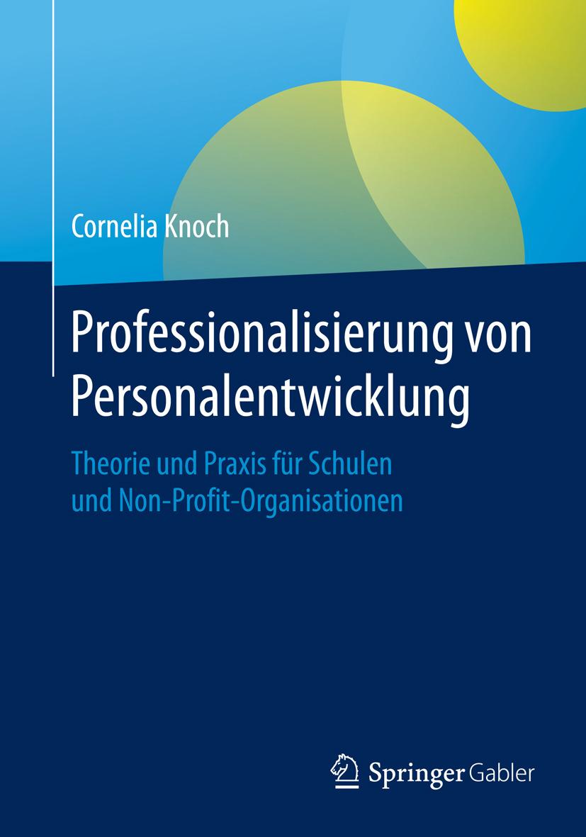 Knoch, Cornelia - Professionalisierung von Personalentwicklung, ebook
