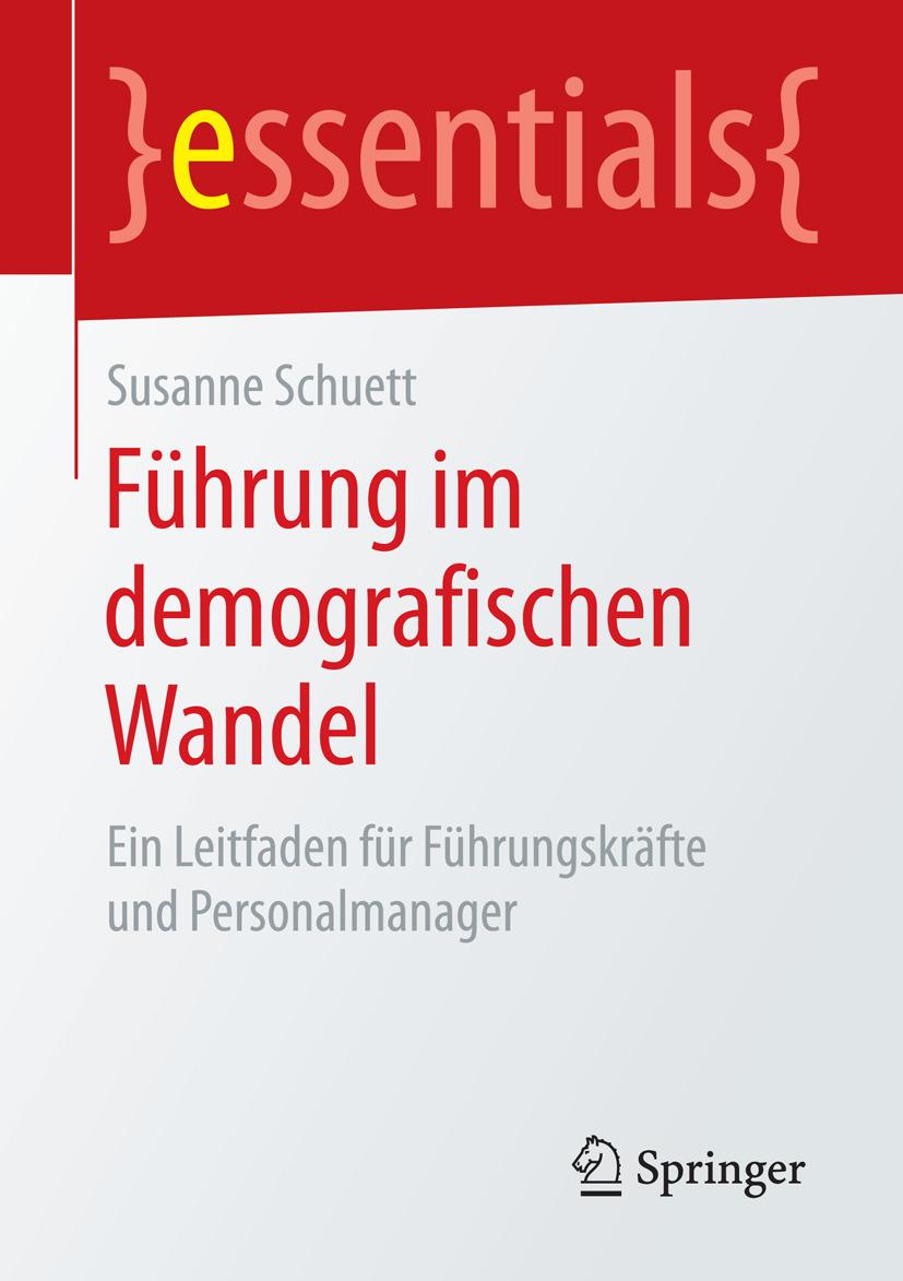 Schuett, Susanne - Führung im demografischen Wandel, ebook