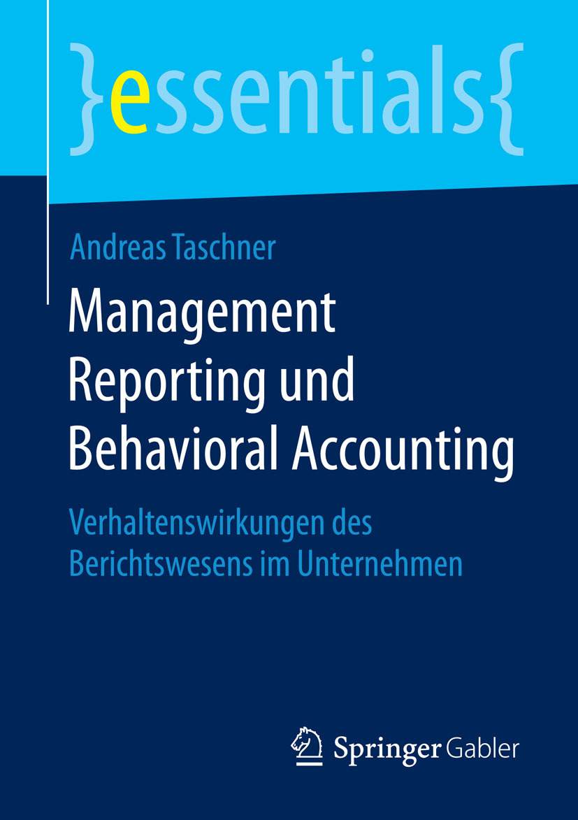Taschner, Andreas - Management Reporting und Behavioral Accounting, ebook