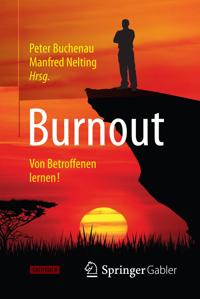 Buchenau, Peter - Burnout, ebook