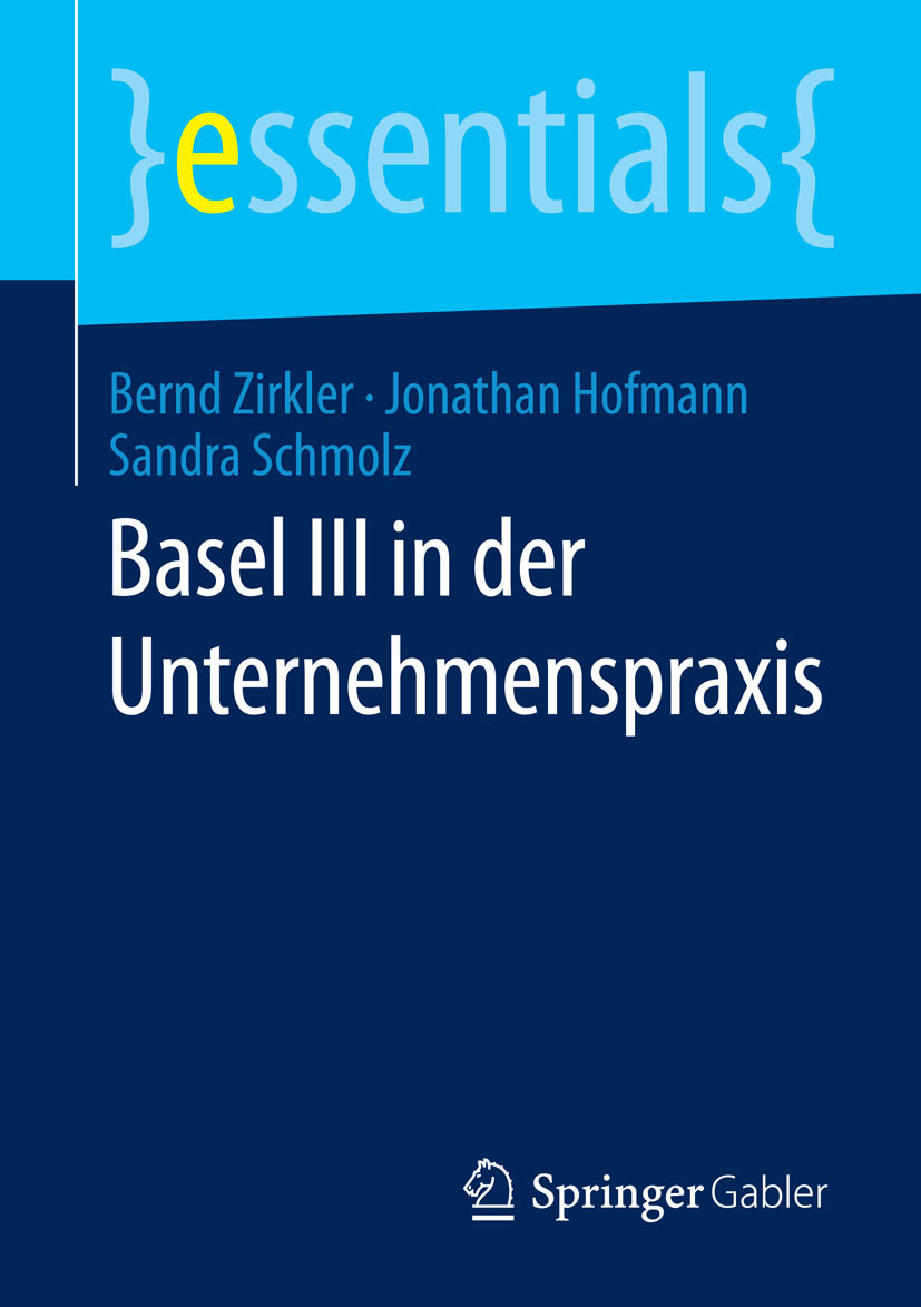 Hofmann, Jonathan - Basel III in der Unternehmenspraxis, ebook