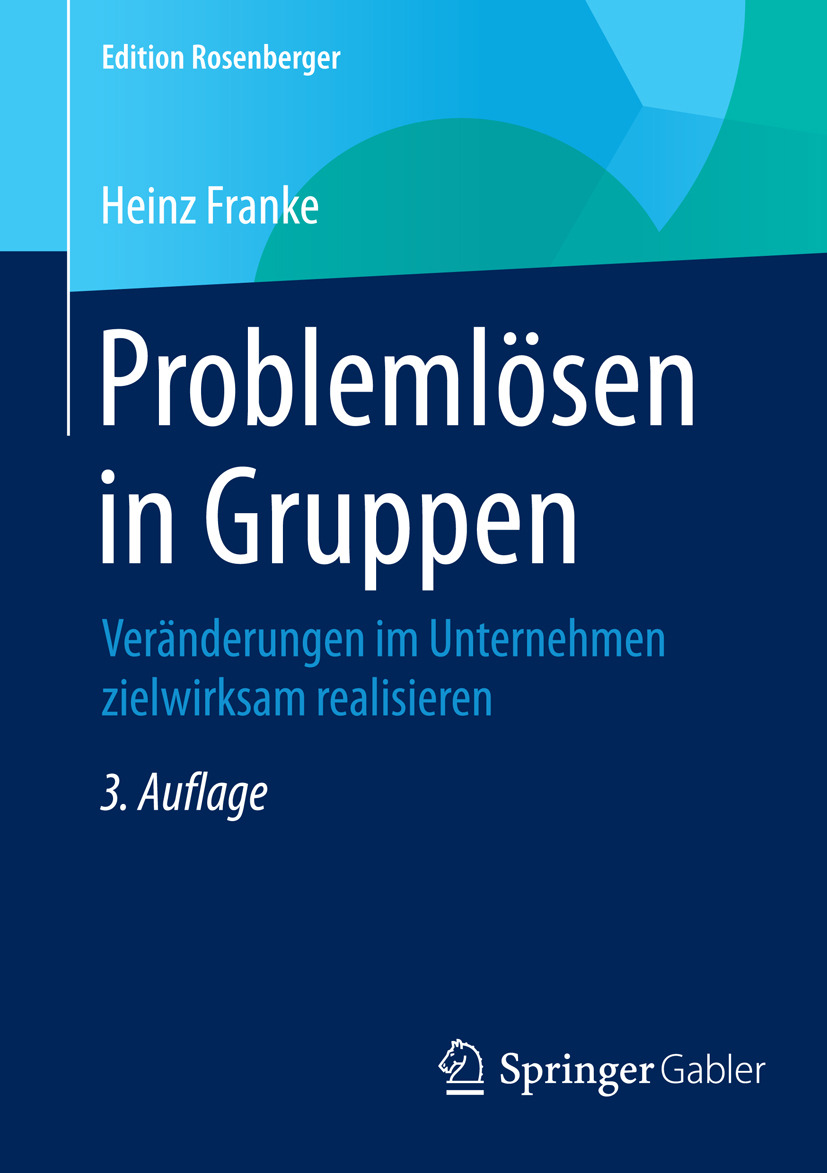Franke, Heinz - Problemlösen in Gruppen, ebook