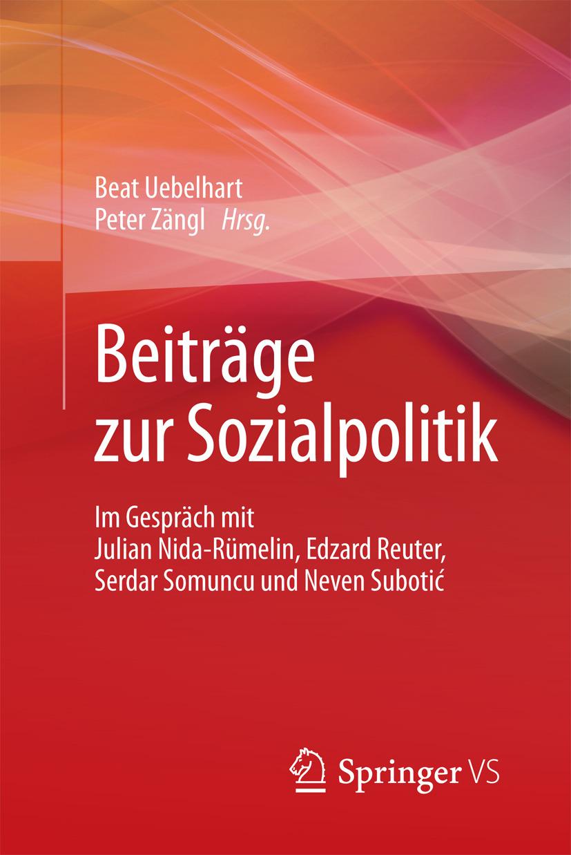 Uebelhart, Beat - Beiträge zur Sozialpolitik, ebook
