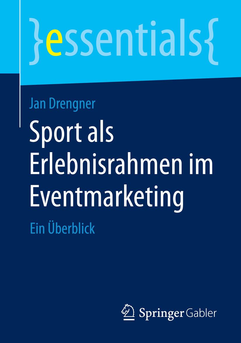 Drengner, Jan - Sport als Erlebnisrahmen im Eventmarketing, ebook