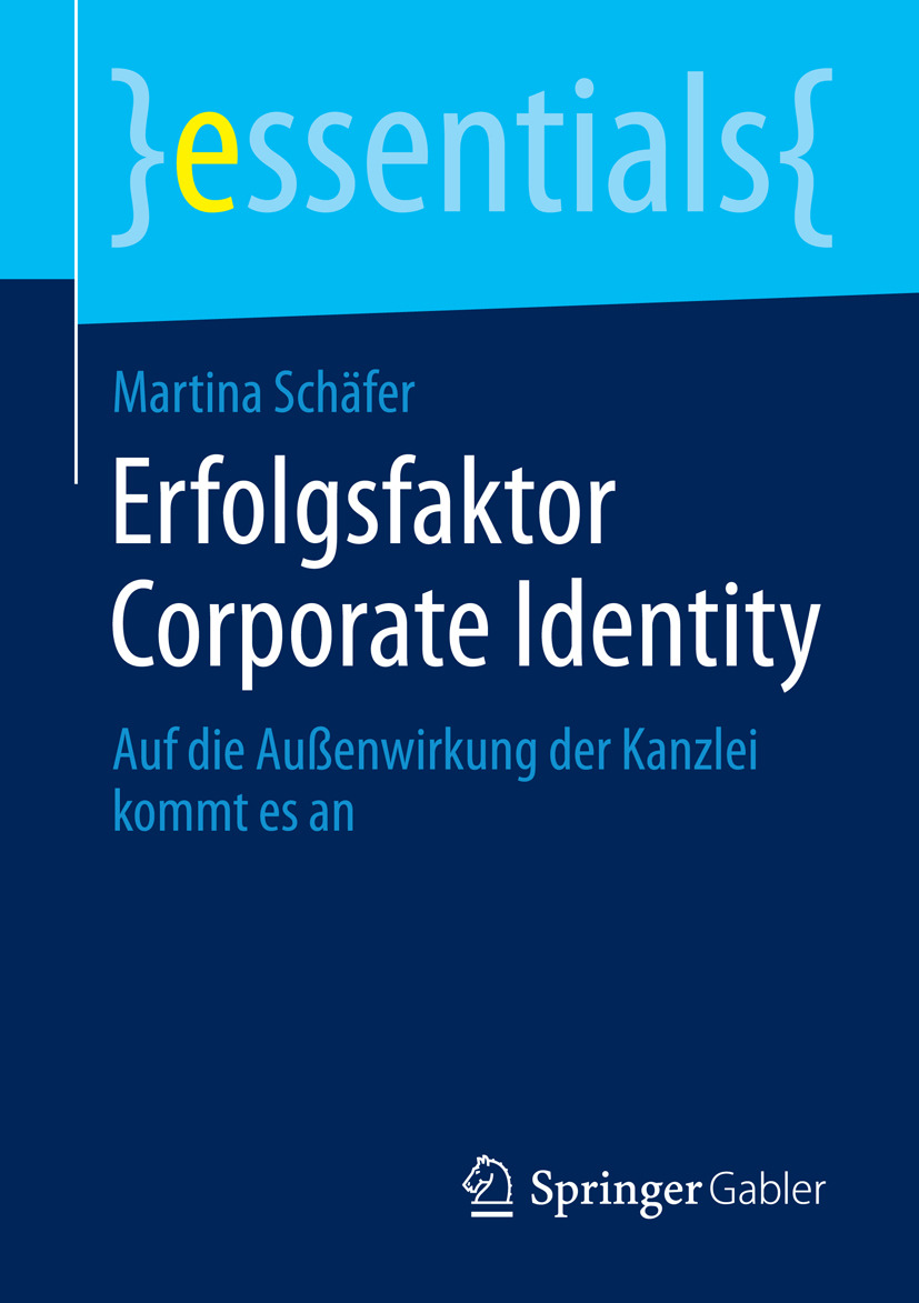 Schäfer, Martina - Erfolgsfaktor Corporate Identity, ebook