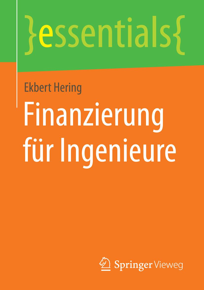 Hering, Ekbert - Finanzierung für Ingenieure, ebook