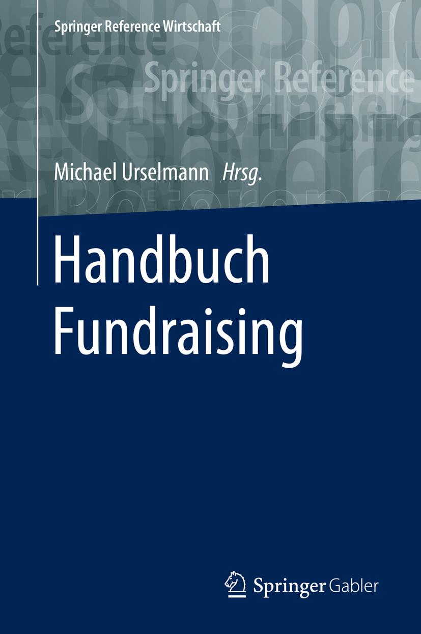 Urselmann, Michael - Handbuch Fundraising, ebook
