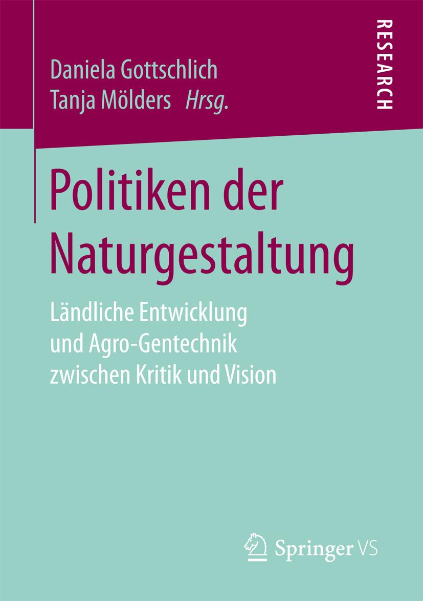 Gottschlich, Daniela - Politiken der Naturgestaltung, ebook