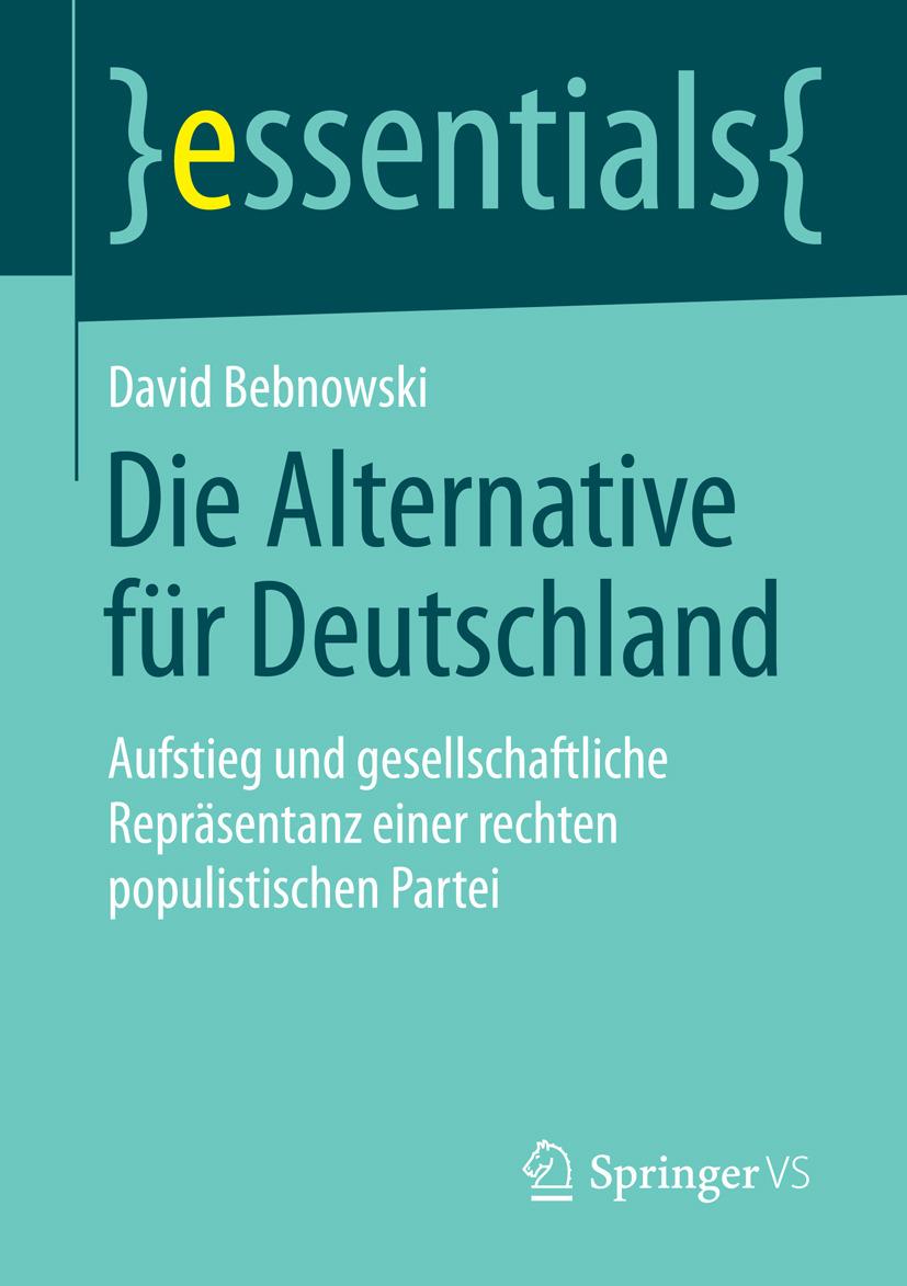 Bebnowski, David - Die Alternative für Deutschland, ebook