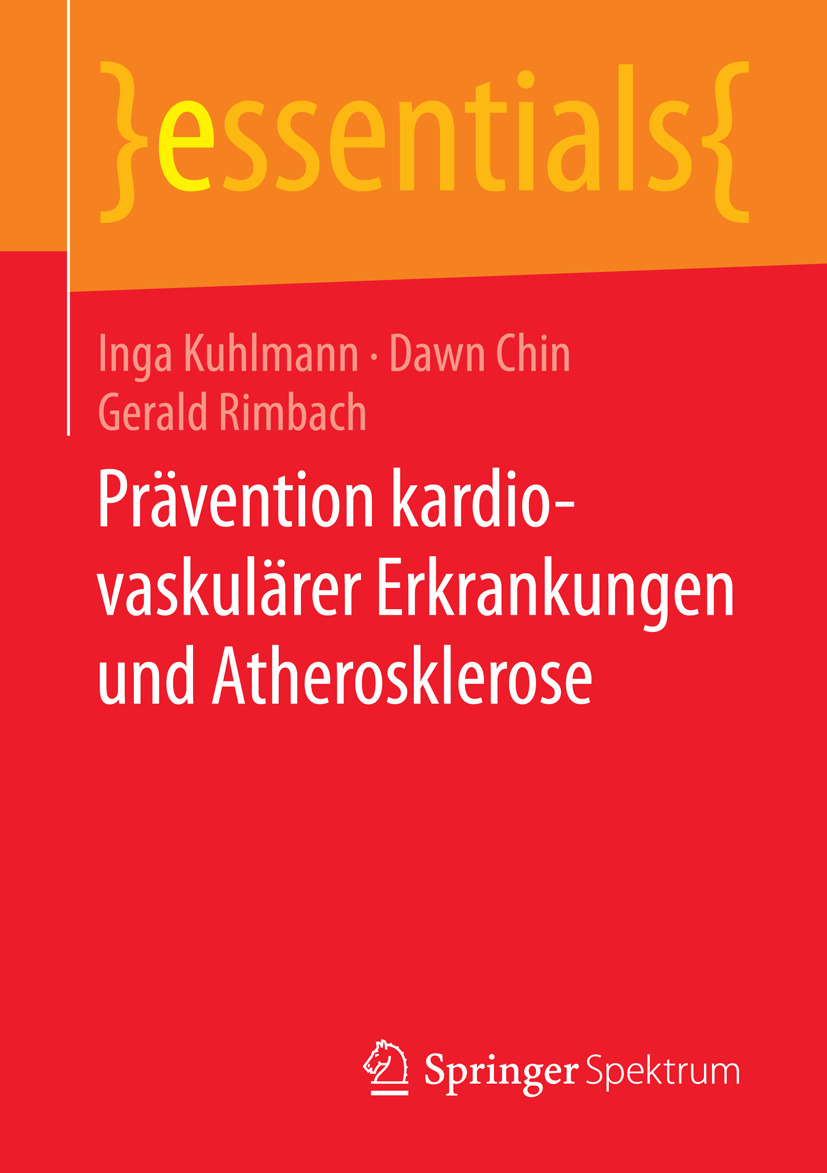 Chin, Dawn - Prävention kardiovaskulärer Erkrankungen und Atherosklerose, ebook