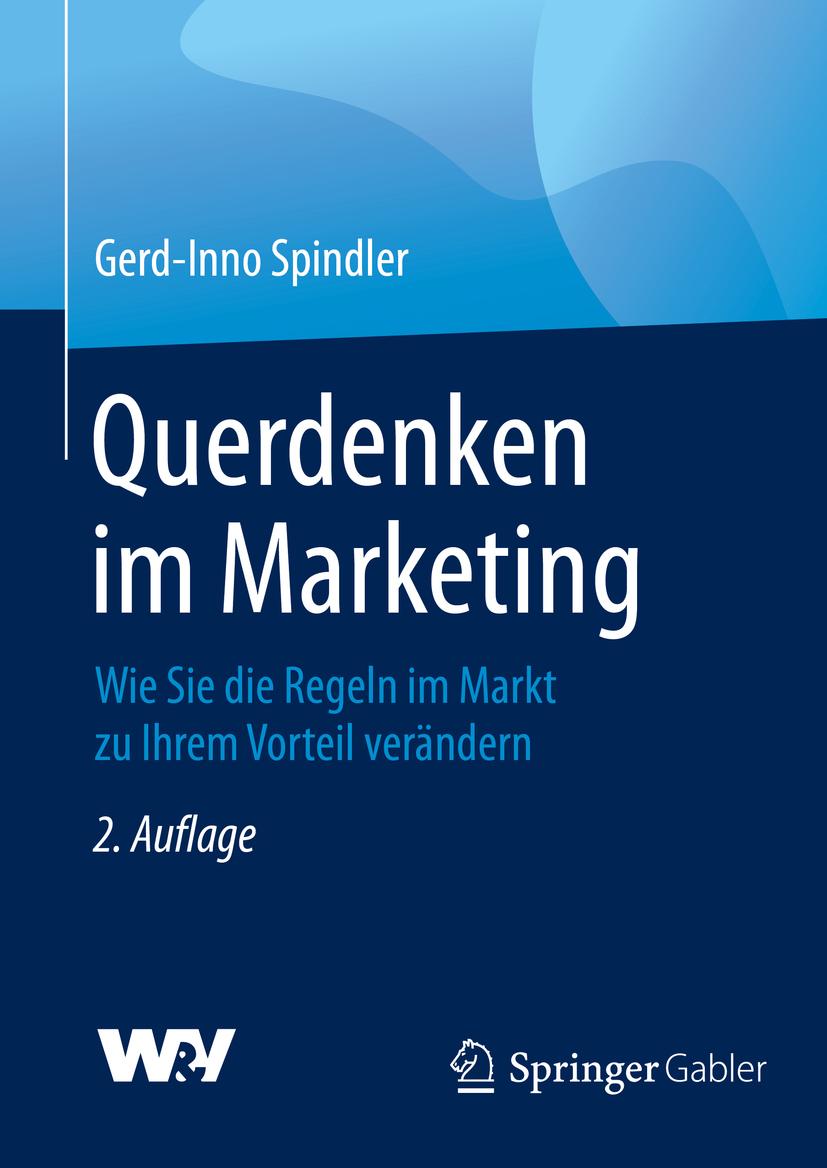 Spindler, Gerd-Inno - Querdenken im Marketing, ebook