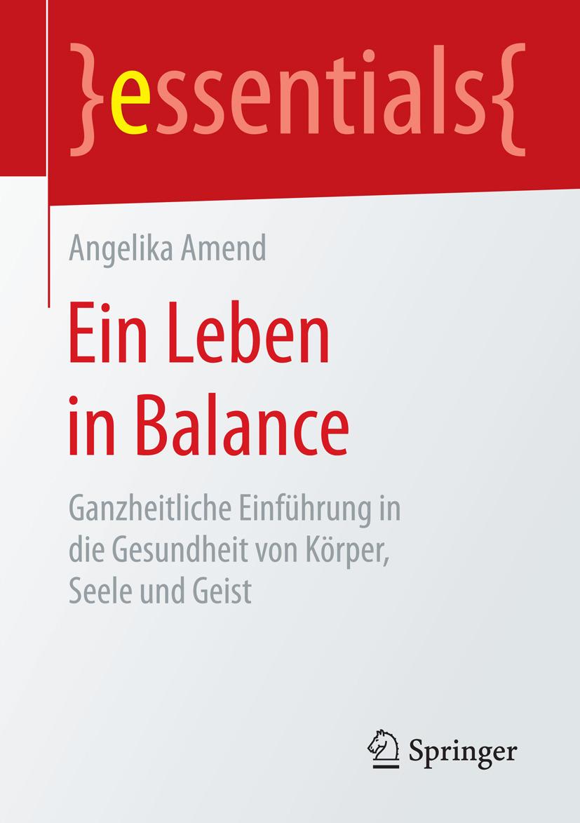 Amend, Angelika - Ein Leben in Balance, ebook