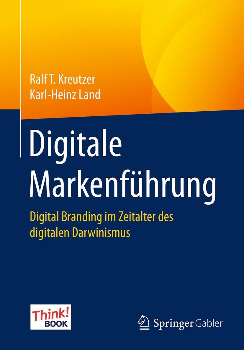 Kreutzer, Ralf T. - Digitale Markenführung, ebook