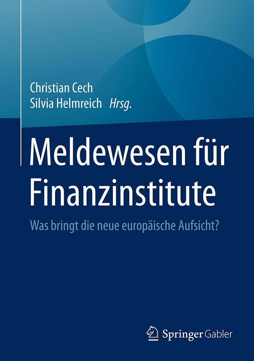 Cech, Christian - Meldewesen für Finanzinstitute, ebook