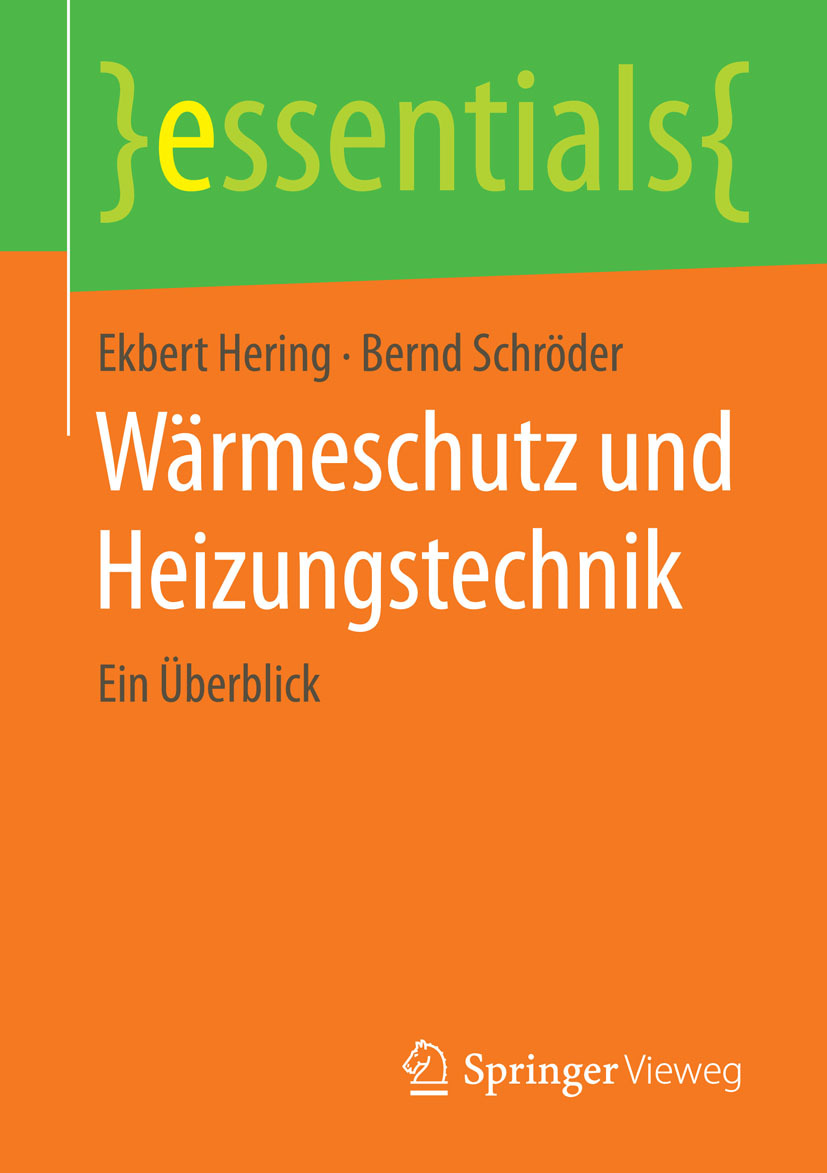 Hering, Ekbert - Wärmeschutz und Heizungstechnik, e-bok