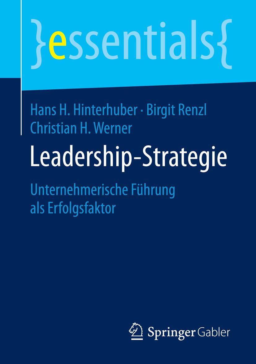 Hinterhuber, Hans H. - Leadership-Strategie, ebook
