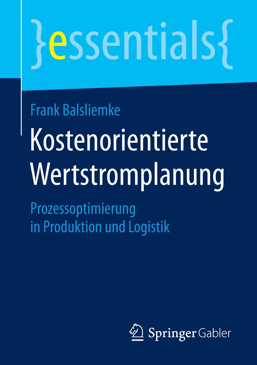 Balsliemke, Frank - Kostenorientierte Wertstromplanung, ebook