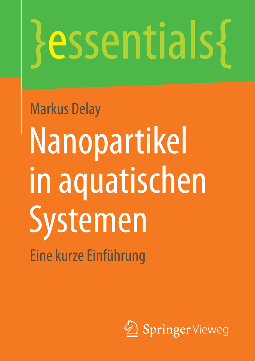 Delay, Markus - Nanopartikel in aquatischen Systemen, ebook