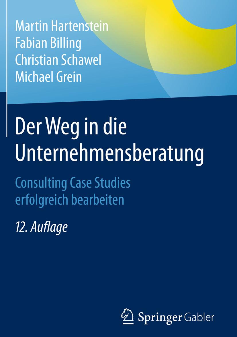 Billing, Fabian - Der Weg in die Unternehmensberatung, ebook