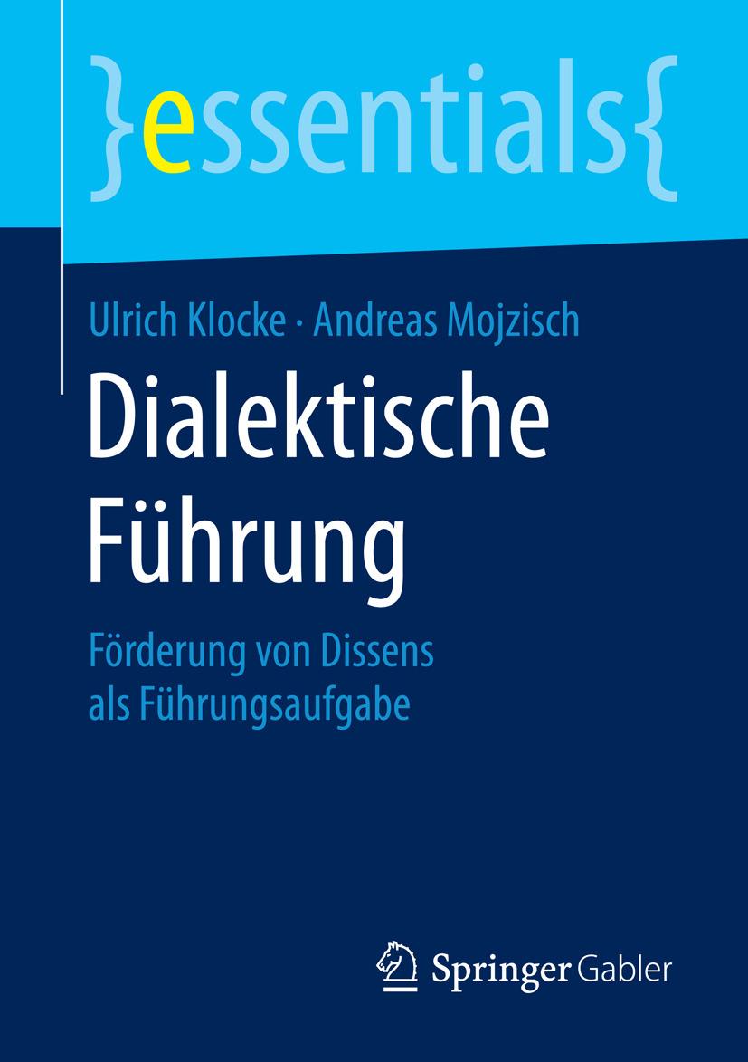 Klocke, Ulrich - Dialektische Führung, ebook