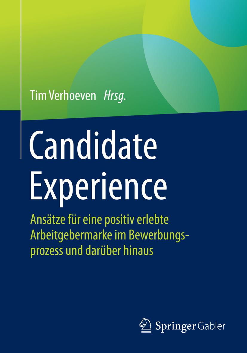 Verhoeven, Tim - Candidate Experience, ebook