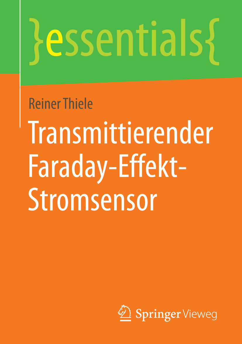 Thiele, Reiner - Transmittierender Faraday-Effekt-Stromsensor, ebook