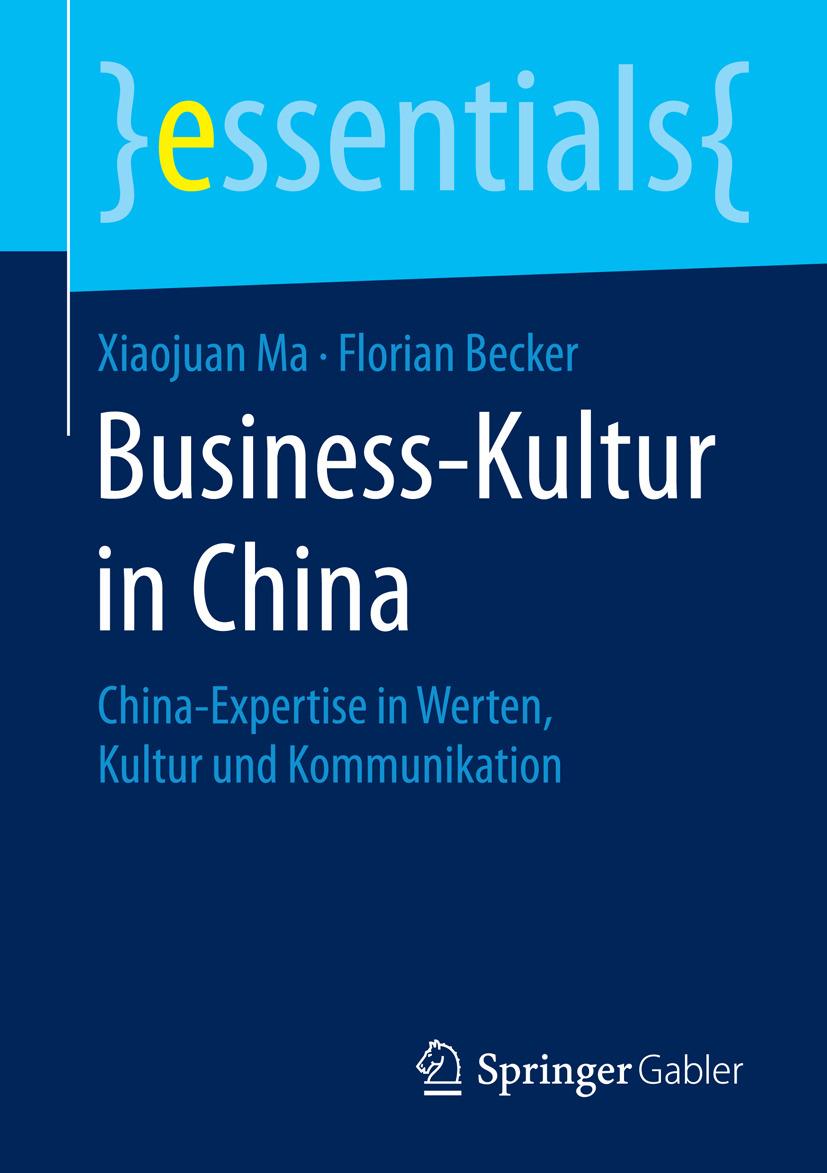 Becker, Florian - Business-Kultur in China, ebook
