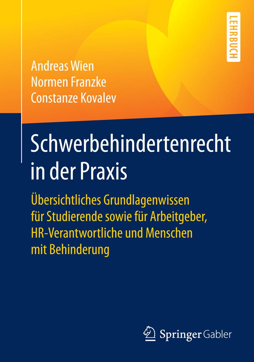 Franzke, Normen - Schwerbehindertenrecht in der Praxis, ebook