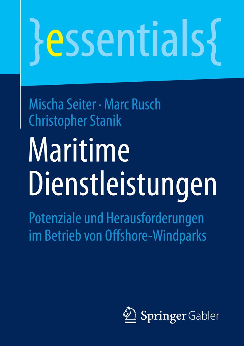 Rusch, Marc - Maritime Dienstleistungen, ebook