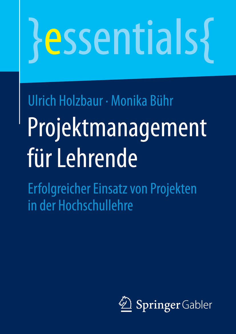 Bühr, Monika - Projektmanagement für Lehrende, ebook