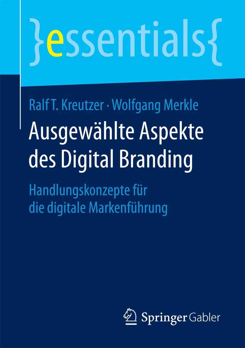 Kreutzer, Ralf T. - Ausgewählte Aspekte des Digital Branding, ebook