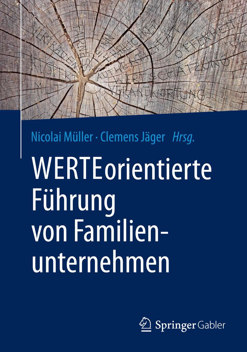 Jäger, Clemens - WERTEorientierte Führung von Familienunternehmen, ebook