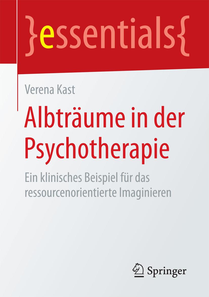 Kast, Verena - Albträume in der Psychotherapie, ebook