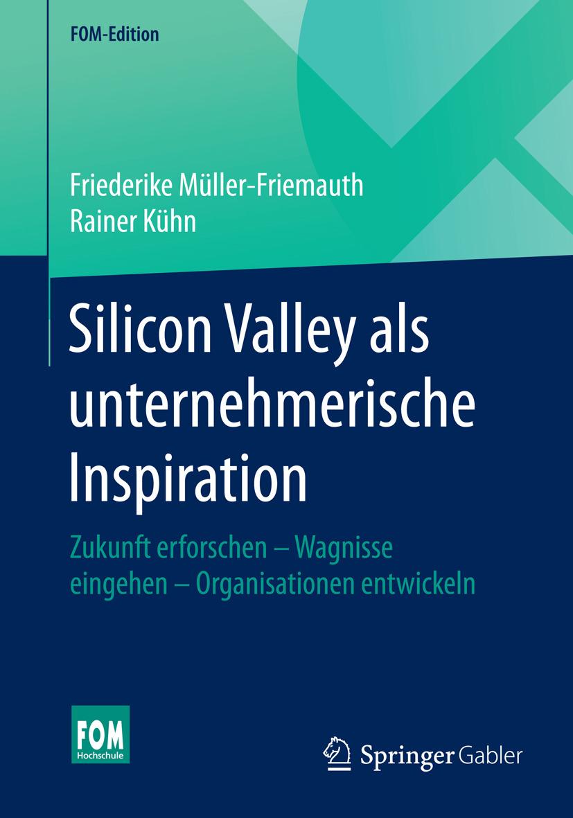 Kühn, Rainer - Silicon Valley als unternehmerische Inspiration, ebook