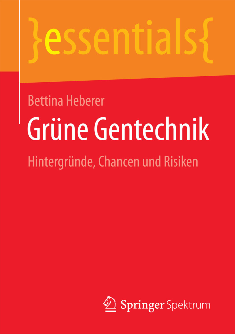 Heberer, Bettina - Grüne Gentechnik, ebook