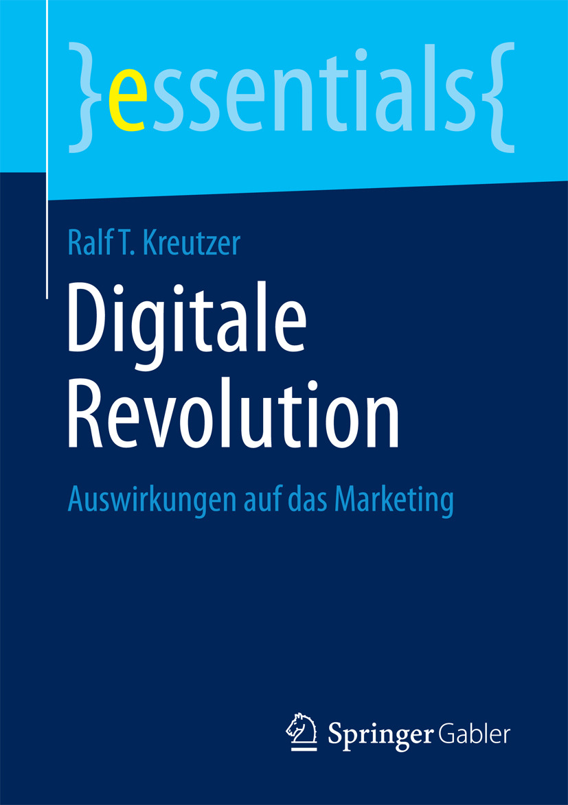 Kreutzer, Ralf T. - Digitale Revolution, ebook