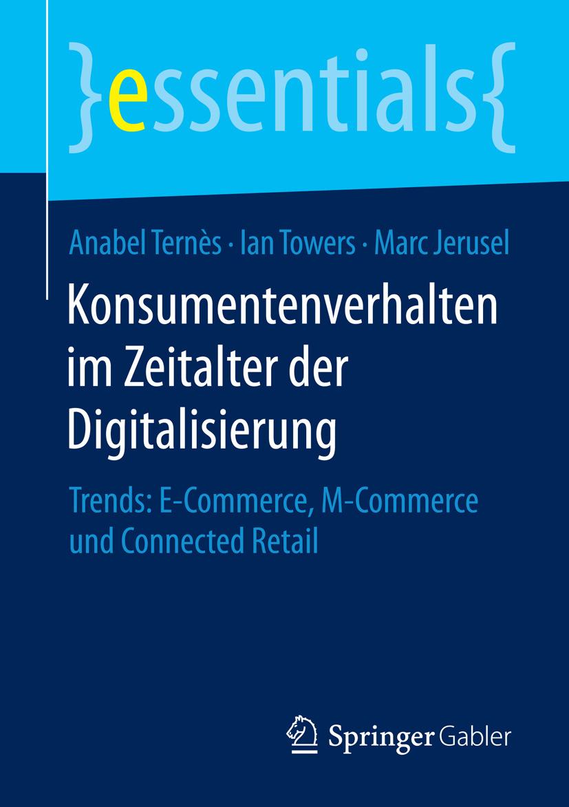 Jerusel, Marc - Konsumentenverhalten im Zeitalter der Digitalisierung, ebook