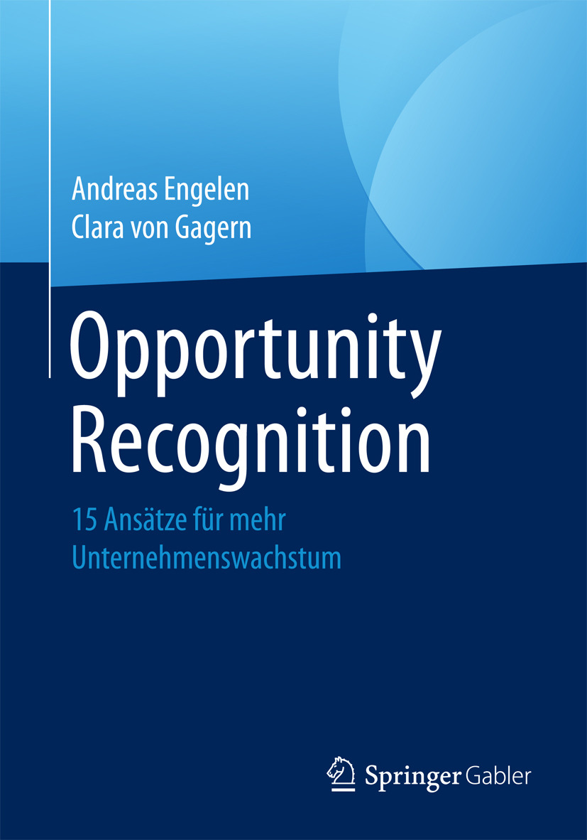 Engelen, Andreas - Opportunity Recognition, ebook