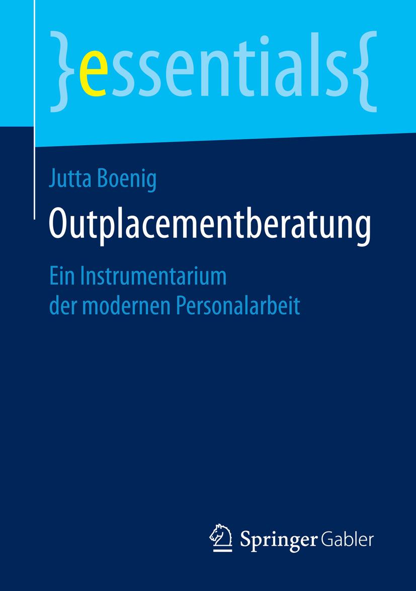 Boenig, Jutta - Outplacementberatung, ebook