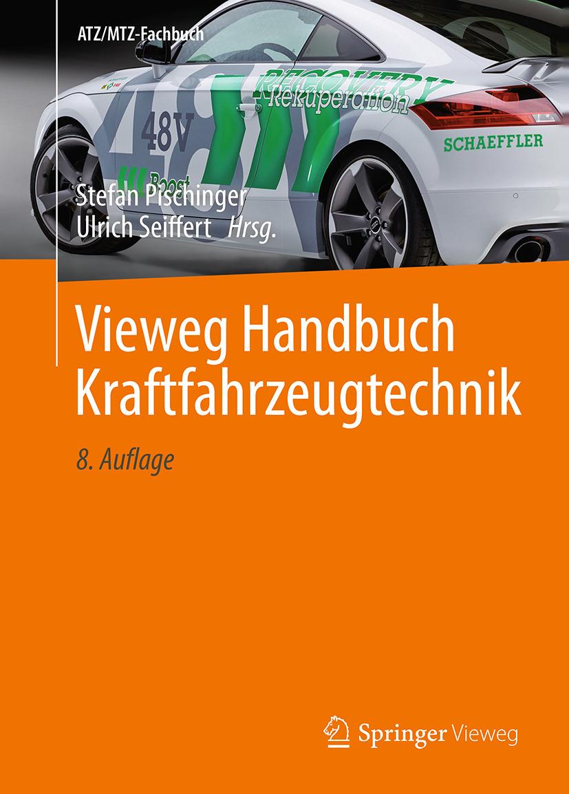 Pischinger, Stefan - Vieweg Handbuch Kraftfahrzeugtechnik, ebook