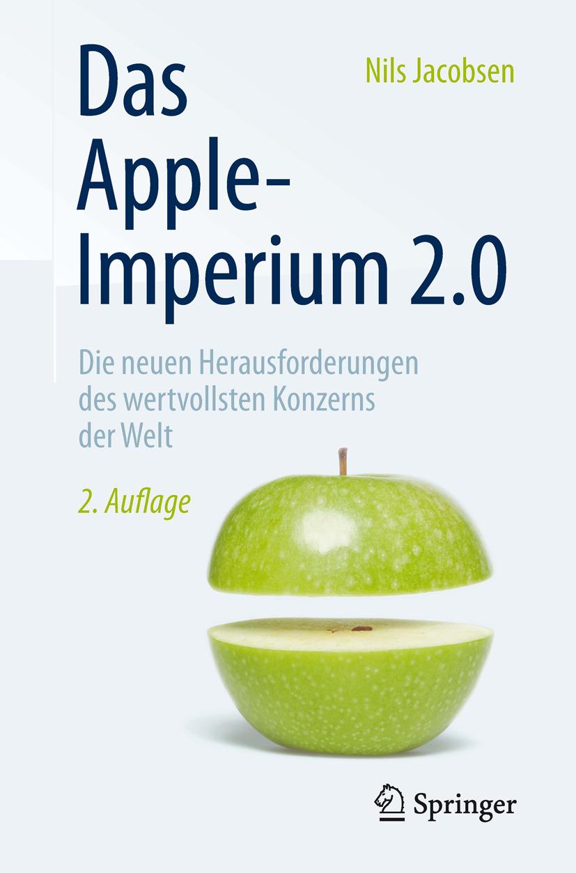 Jacobsen, Nils - Das Apple-Imperium 2.0, ebook