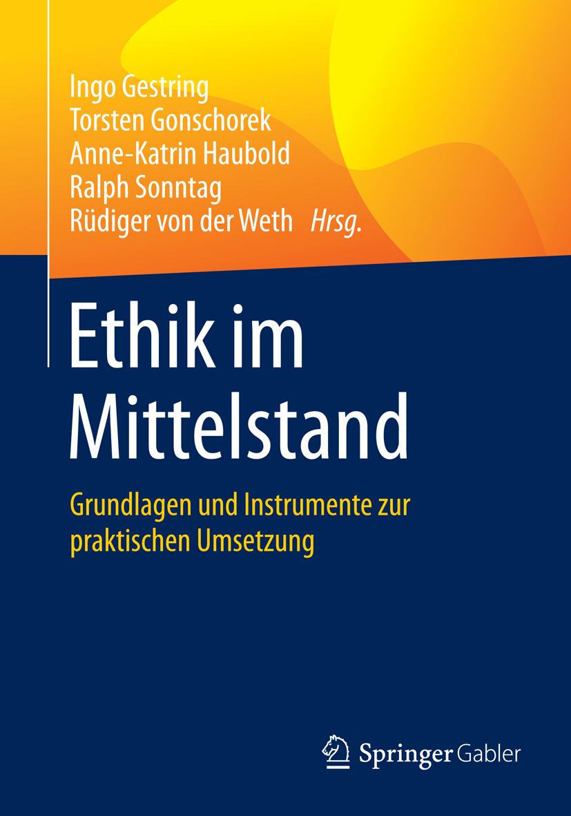 Gestring, Ingo - Ethik im Mittelstand, ebook