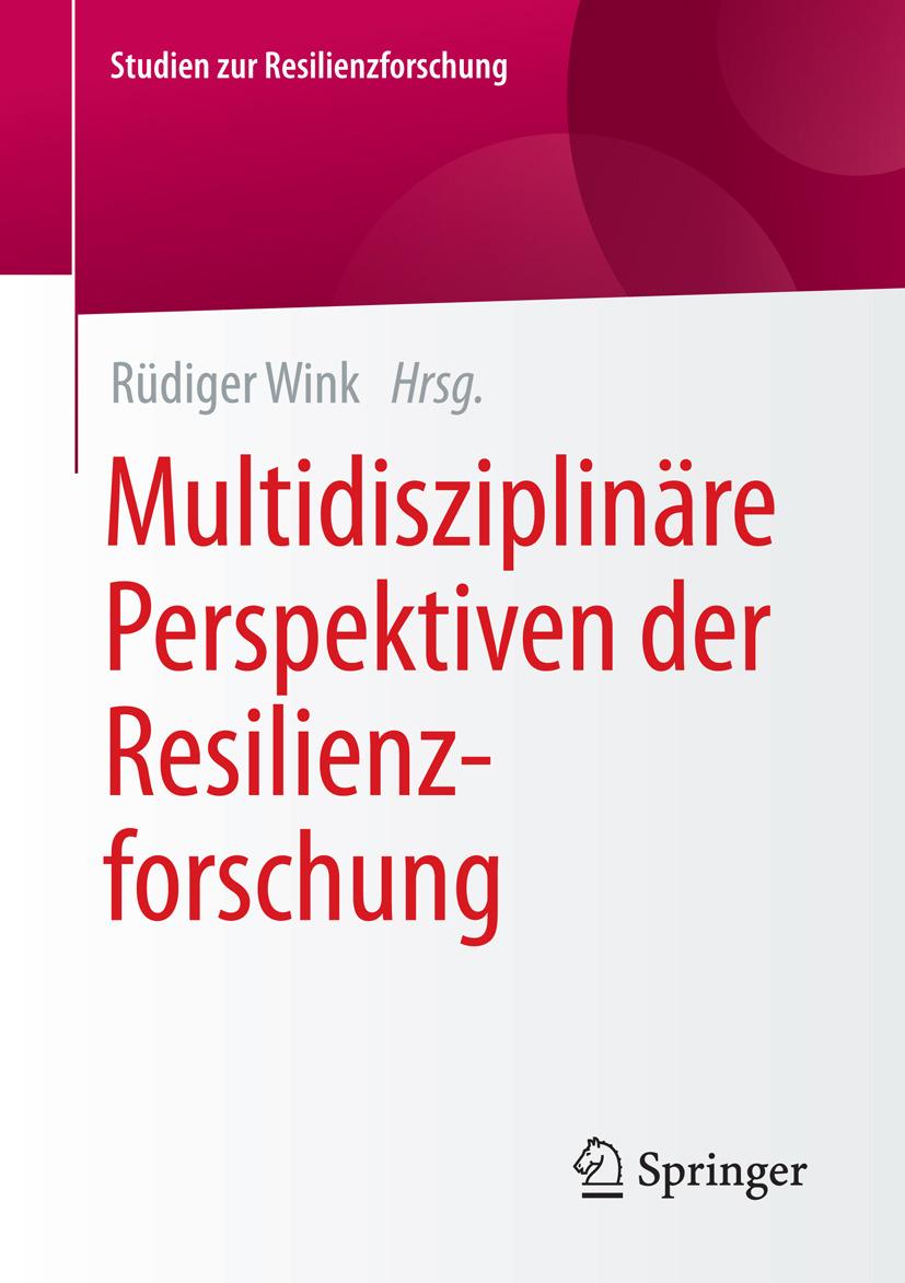 Wink, Rüdiger - Multidisziplinäre Perspektiven der Resilienzforschung, ebook
