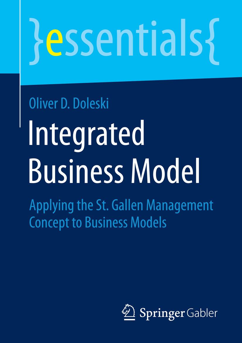 Doleski, Oliver D. - Integrated Business Model, ebook