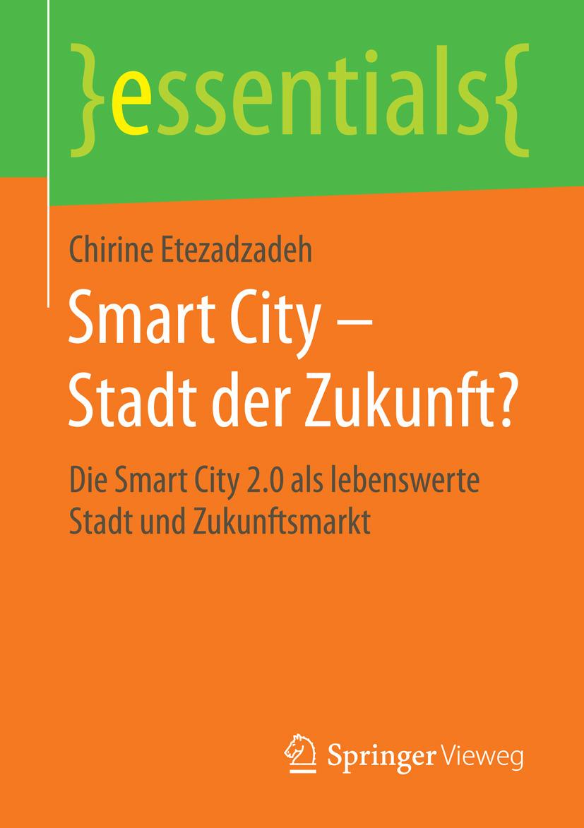 Etezadzadeh, Chirine - Smart City – Stadt der Zukunft?, ebook