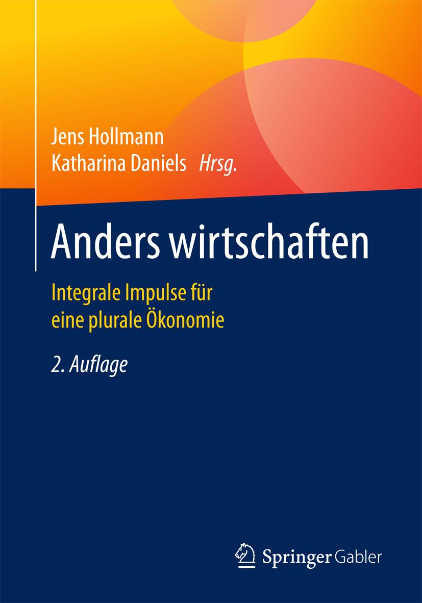 Daniels, Katharina - Anders wirtschaften, ebook