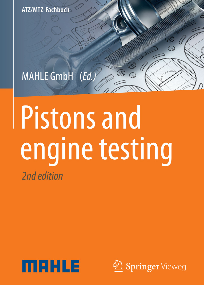 - Pistons and engine testing, ebook