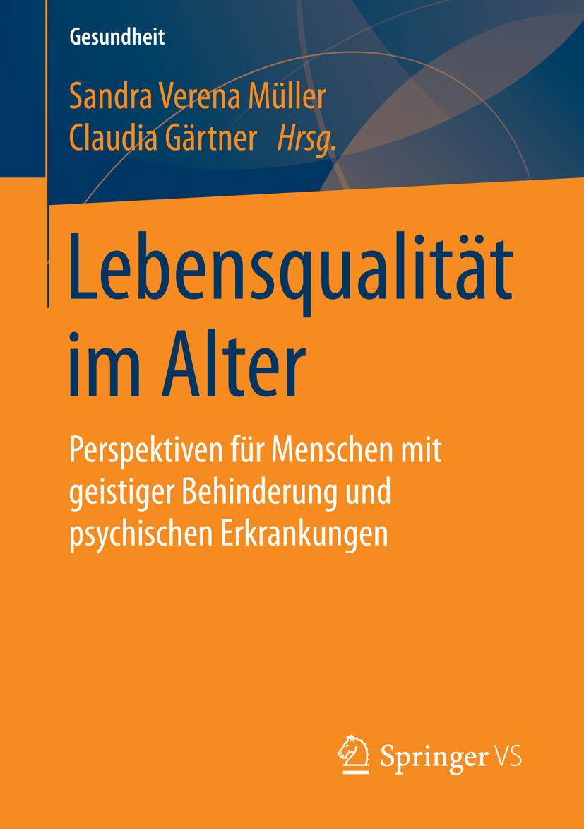 Gärtner, Claudia - Lebensqualität im Alter, ebook