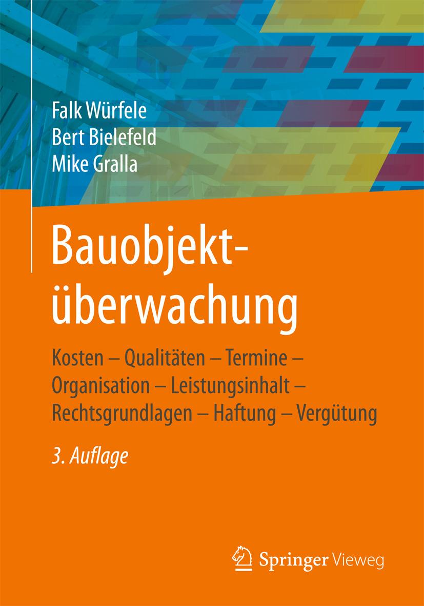 Bielefeld, Bert - Bauobjektüberwachung, ebook