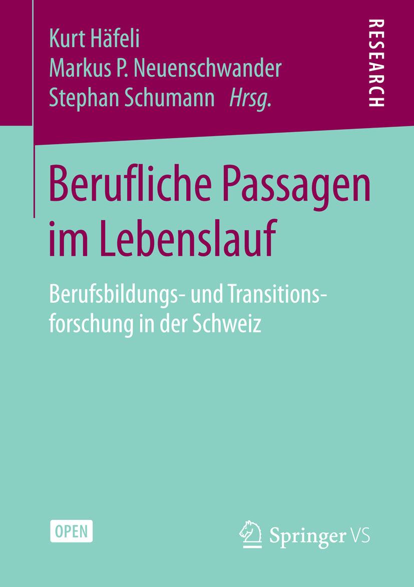 Häfeli, Kurt - Berufliche Passagen im Lebenslauf, ebook